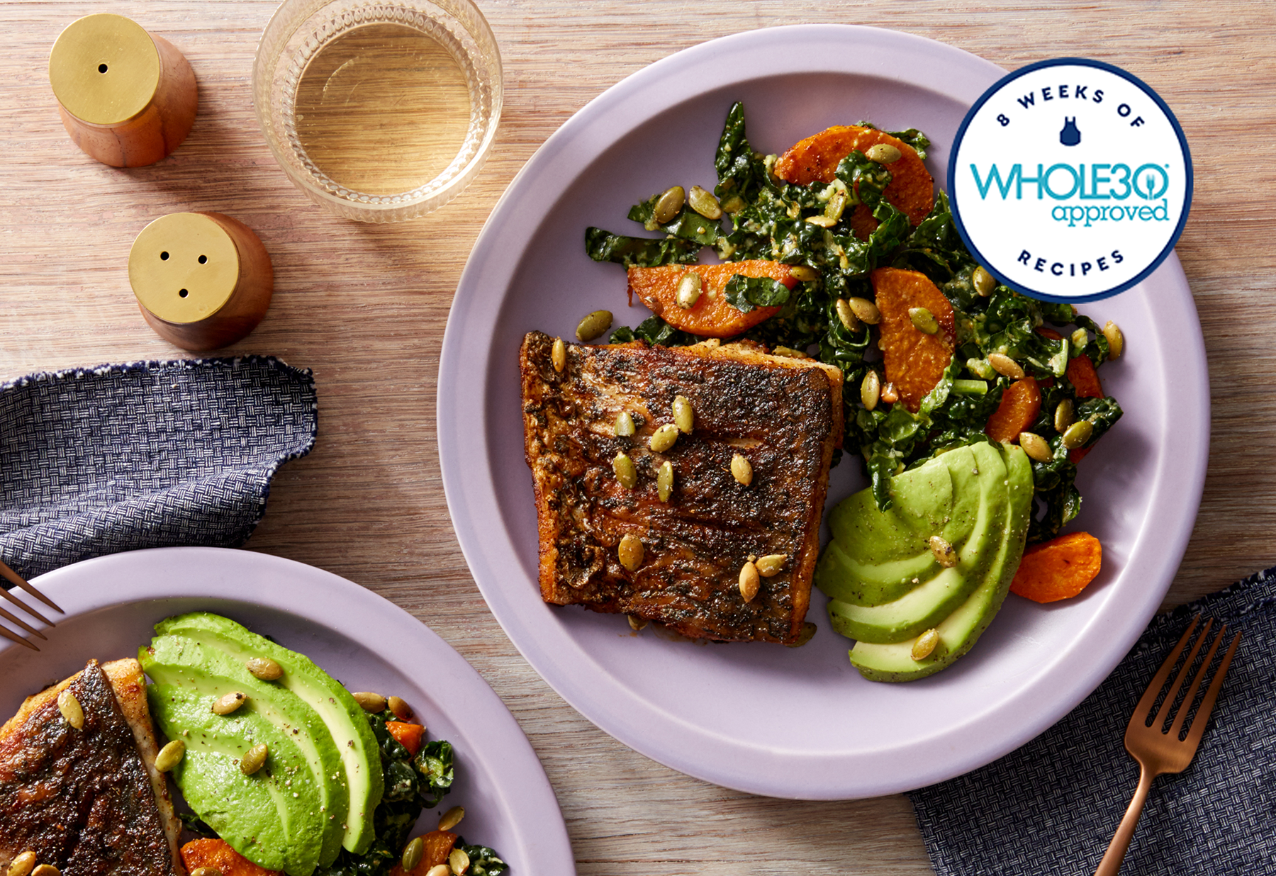 Blue Apron Launches Whole30-Approved Meals