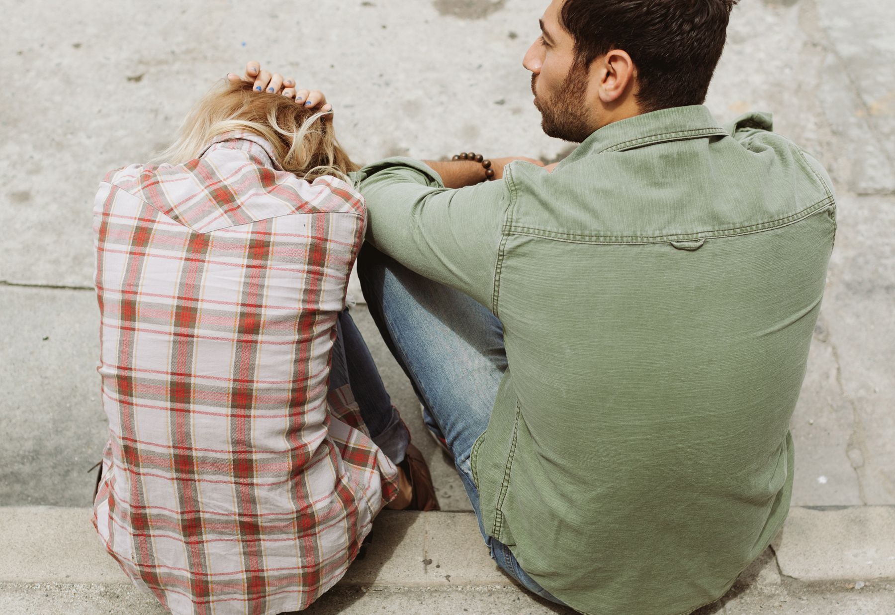 how to get over physical intimacy issues