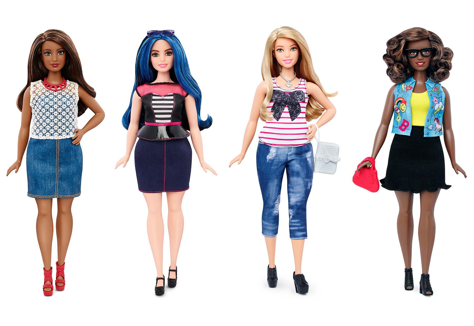 barbie curvy