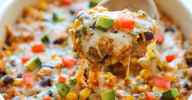 44 surprisingly healthy mexican dinner ideas and recipes greatist forumfinder Images