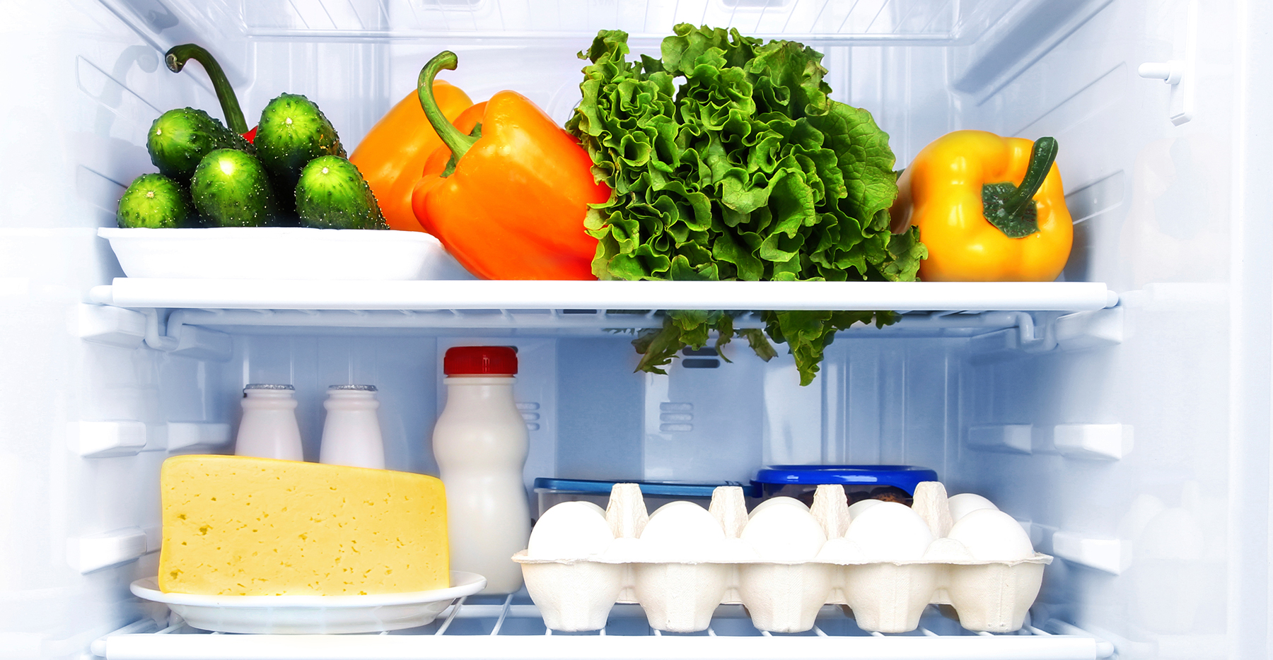 How to Organize Your Fridge to Keep Food Fresher, Longer
