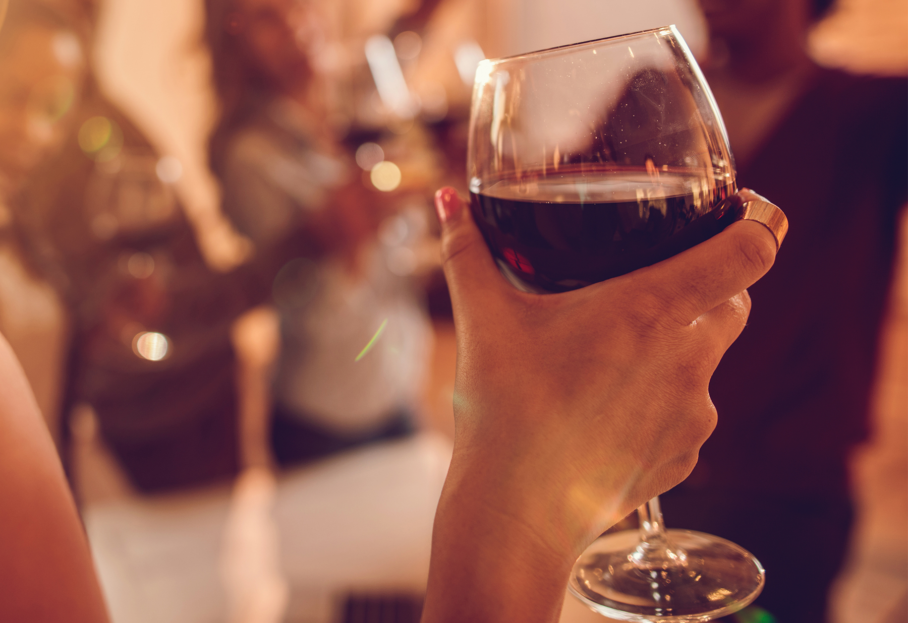 Image result for with wine in hand