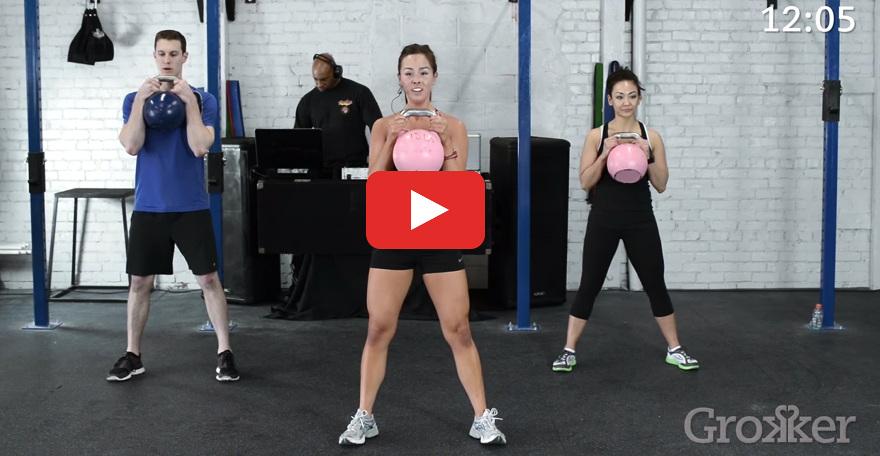 Circuito Kettlebell : Kettlebell workout the minute total body kettlebell workout