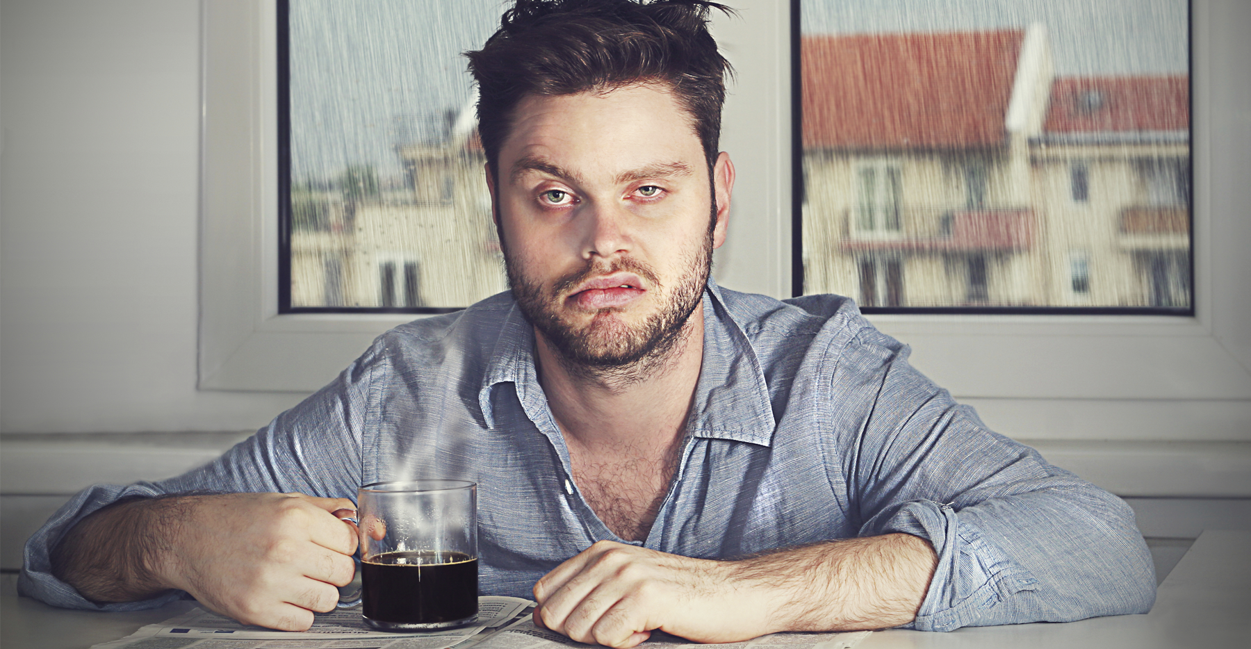 Genius Tricks to Hide a Hangover at Work
