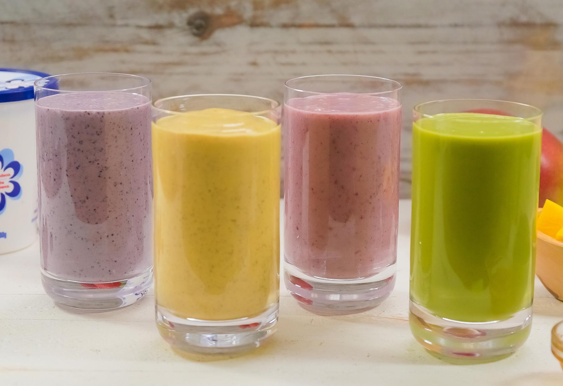 protein i smoothie