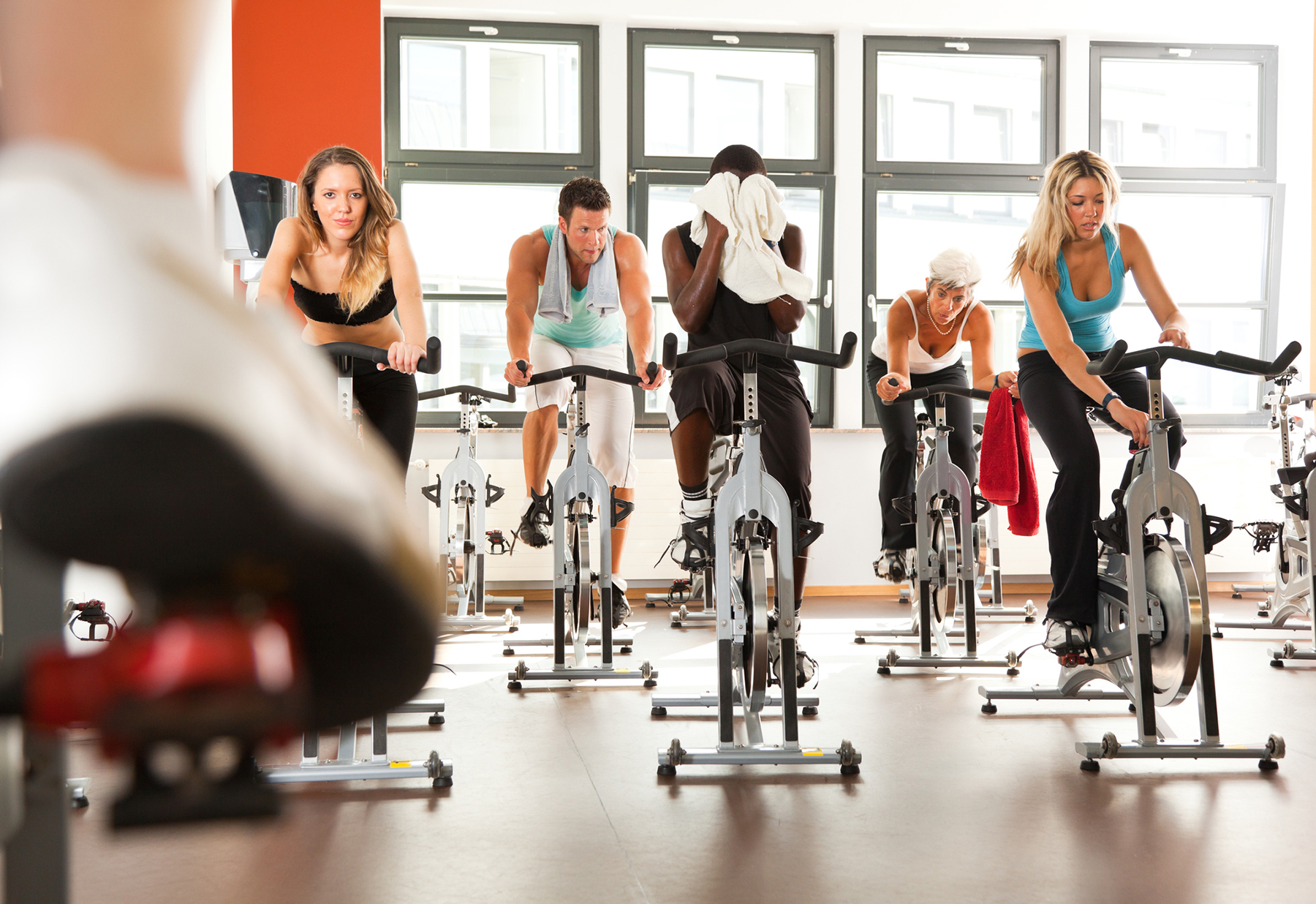 Spin Class What To Know Before You Go Greatist