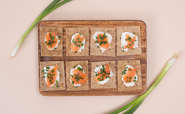 22 Quesadilla Recipes: Lox of Cheese