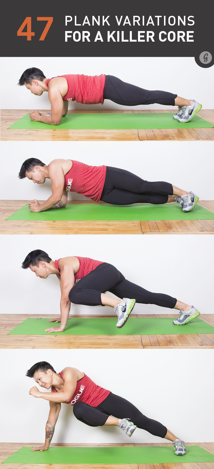 1000  ideas about Plank Workout on Pinterest | Planking, 5 minute ...