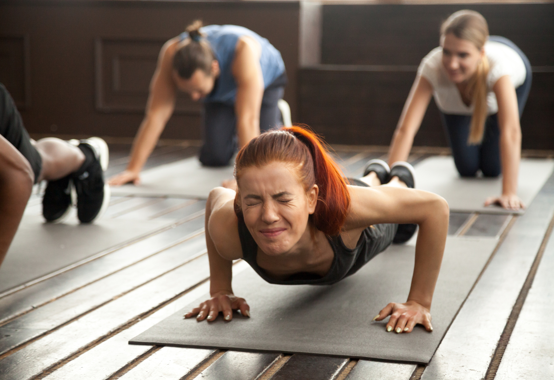 Push-Up Alternatives That Work the Same Muscles