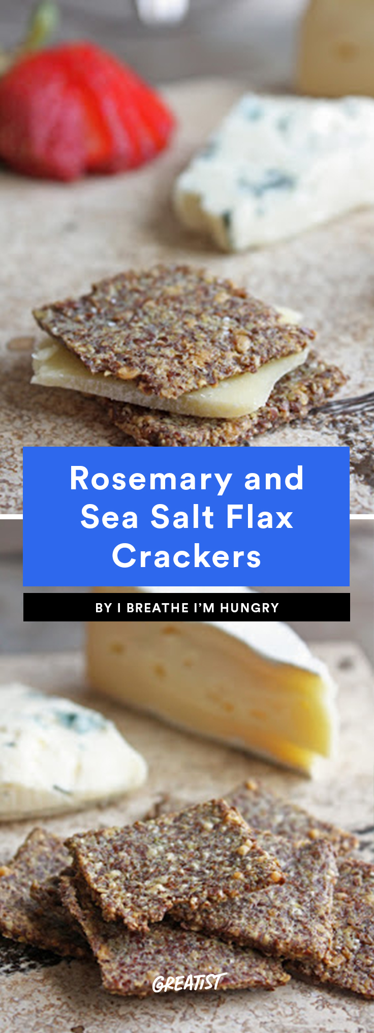 Easy Keto Recipes: 8 Low-Carb Crackers to Make at Home