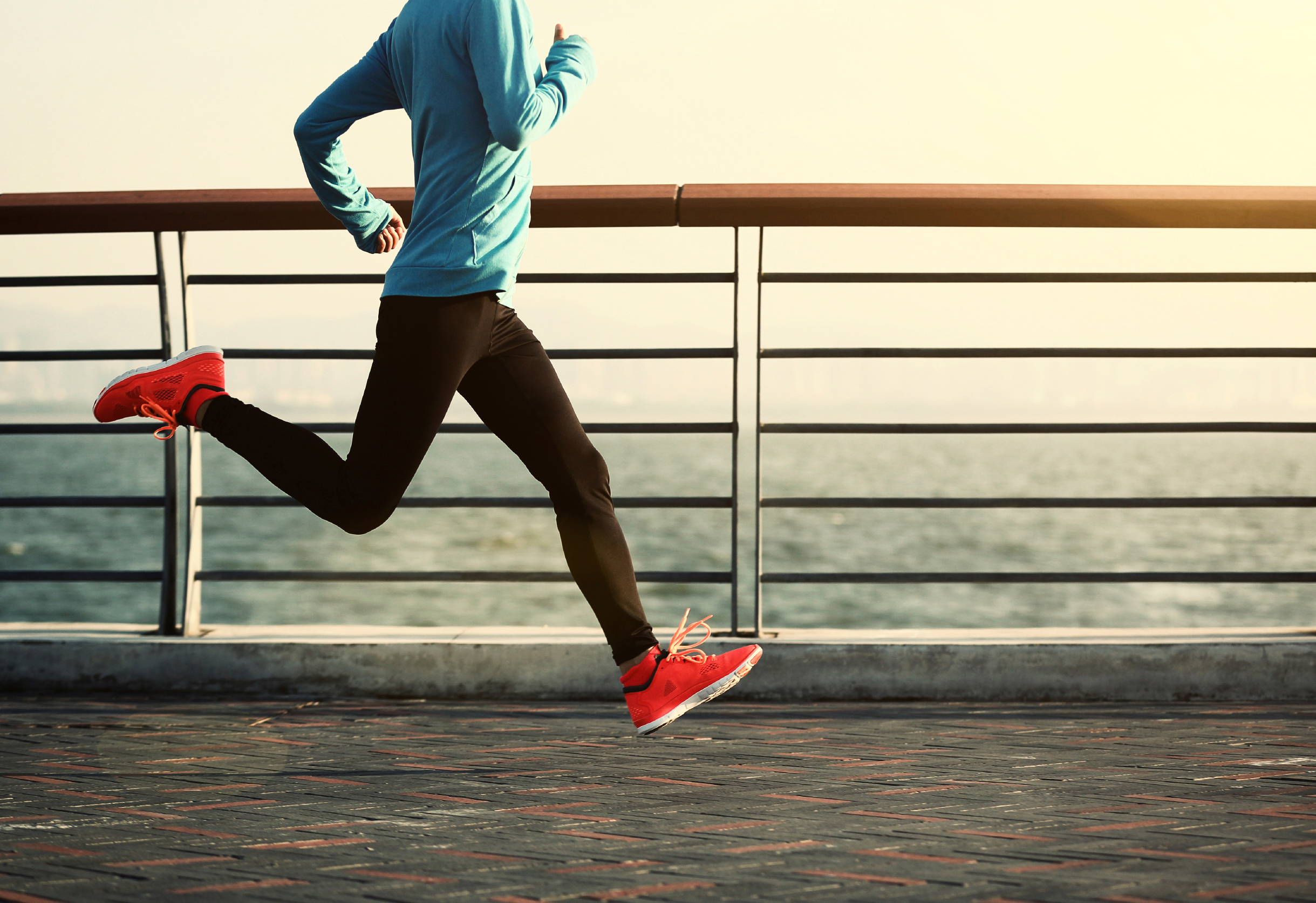 New info on running could keep you training injury-free!
