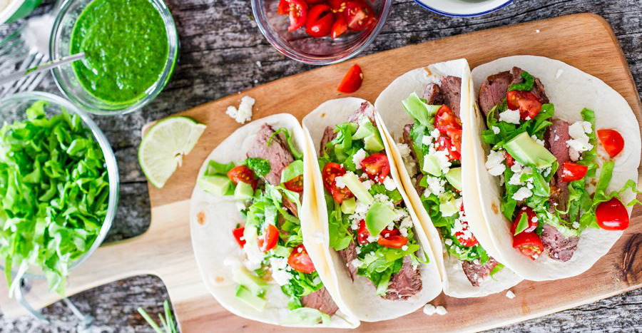 Image result for healthy tacos