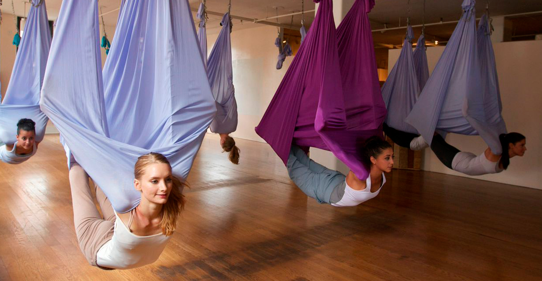 The 21 Most Innovative Gyms in the U.S