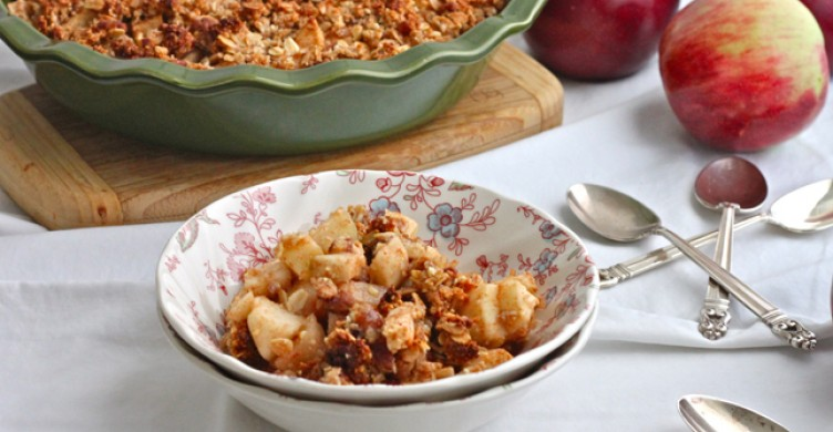 Karina's Gluten-Free Apple Crisp Recipes — Dishmaps