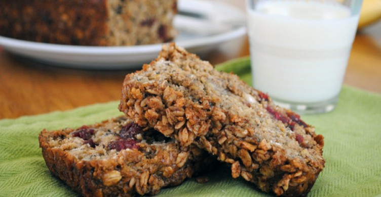 ... bananas are perfect for this healthy banana bread recipe the blacker