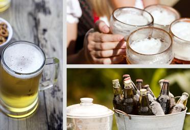 10 Healthier Beers