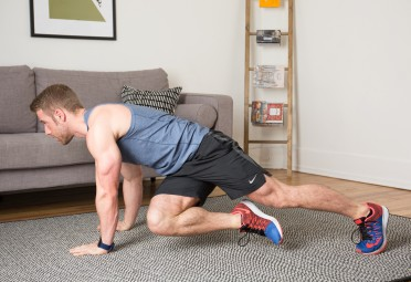 Cardio Bodyweight Moves
