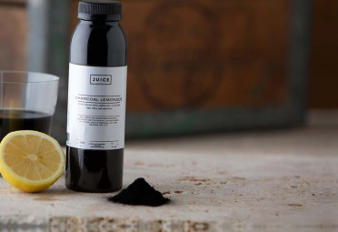 Activated Charcoal Juice