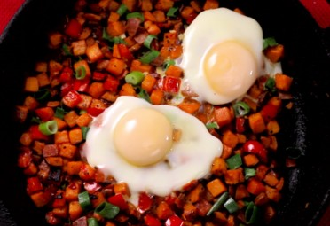Eat Me Video: Sweet Potato Hash Feature