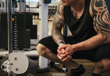 gym workouts: gym machines
