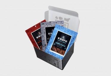 Krave Olympic Sampler Pack