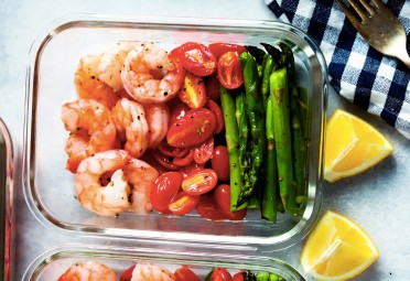 Meal-Prep Lunch Ideas With 5 Ingredients or Less