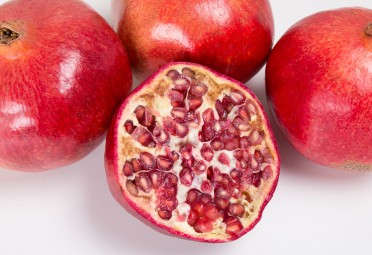 The Best Way to Peel a Pomegranate