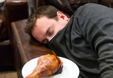 Why You're So Tired After a Big Meal