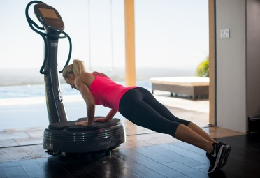 What's the Deal With Vibrating Fitness Equipment, and Does It Really Work?