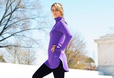 Women's Workout Clothes: Veil Garments' More Modest Line