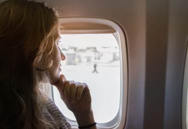 airplane 0 - 4 MANIEREN OM TE VOORKOMEN DAT JE HAAR EN HUID DEZE WINTER UITDROGEN