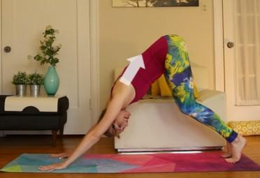Downward Dog: The 60-Second Yoga Fix