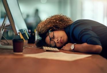 So You Didn't Sleep—Here's How to Stay Awake