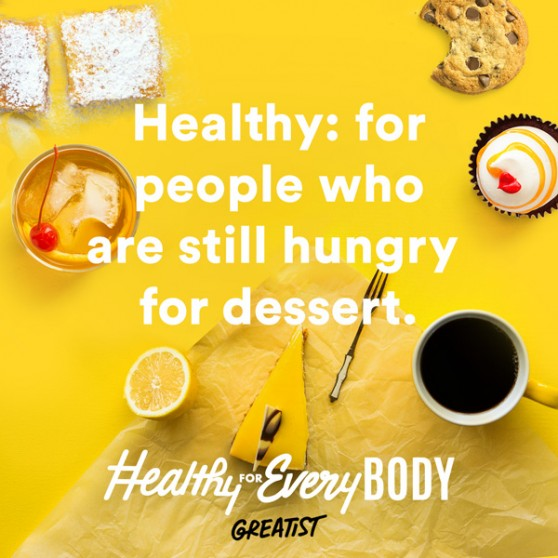 Greatist Healthy For Every Body