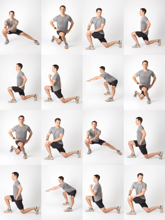Lunge: How to Do a Perfect Forward Lunge | Greatist