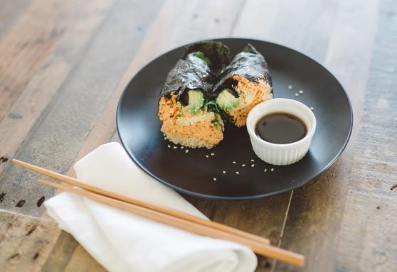 Be Well Sushi Burrito