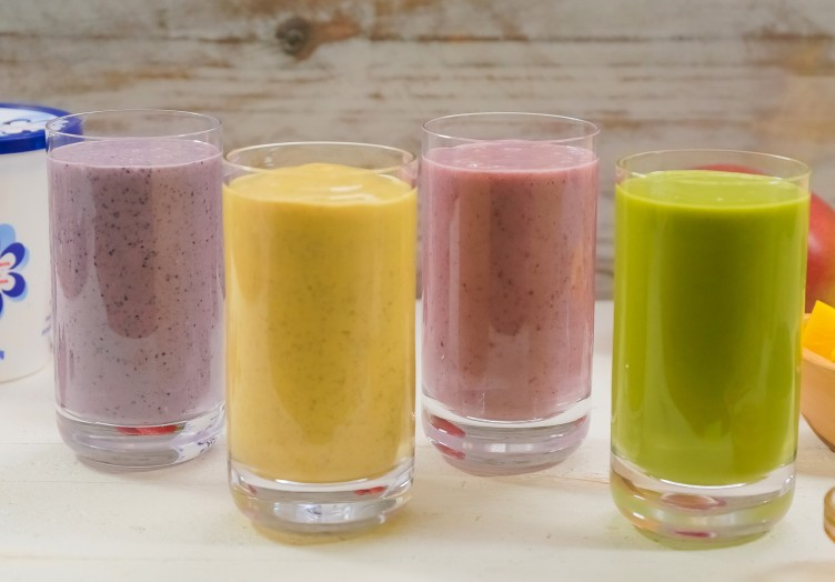 High-Protein Smoothies