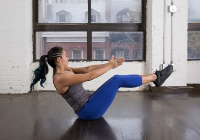 Moves to Start Tabata - Greatist