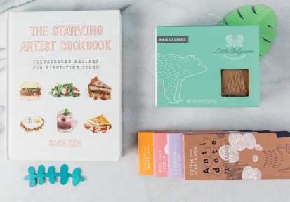 gift guide: friends who like to eat feature