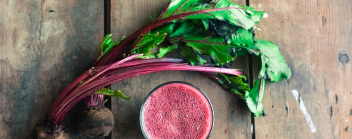 Zesty Beet Smoothie