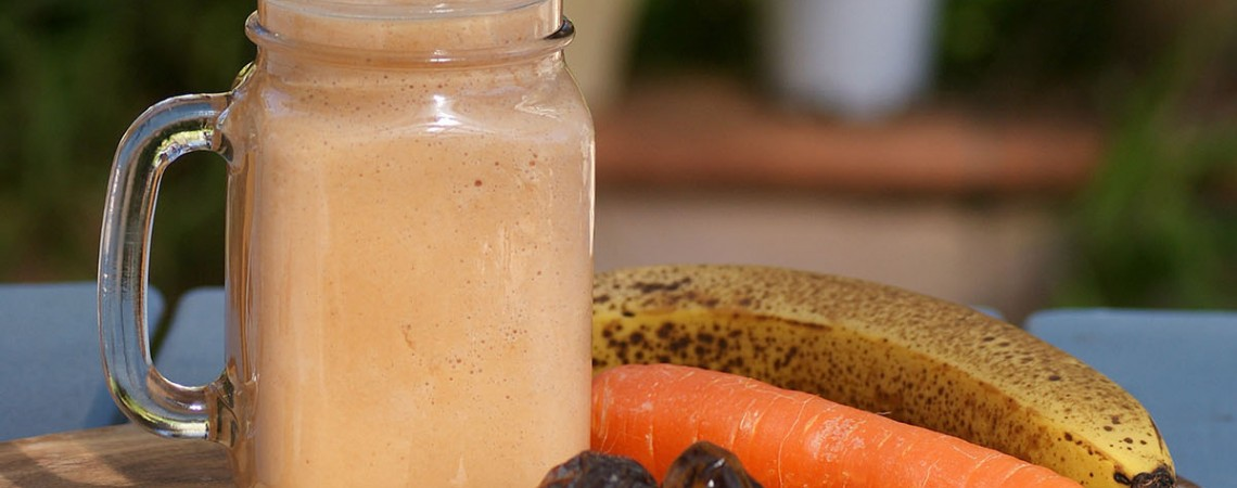 Carrot Cake Smoothie