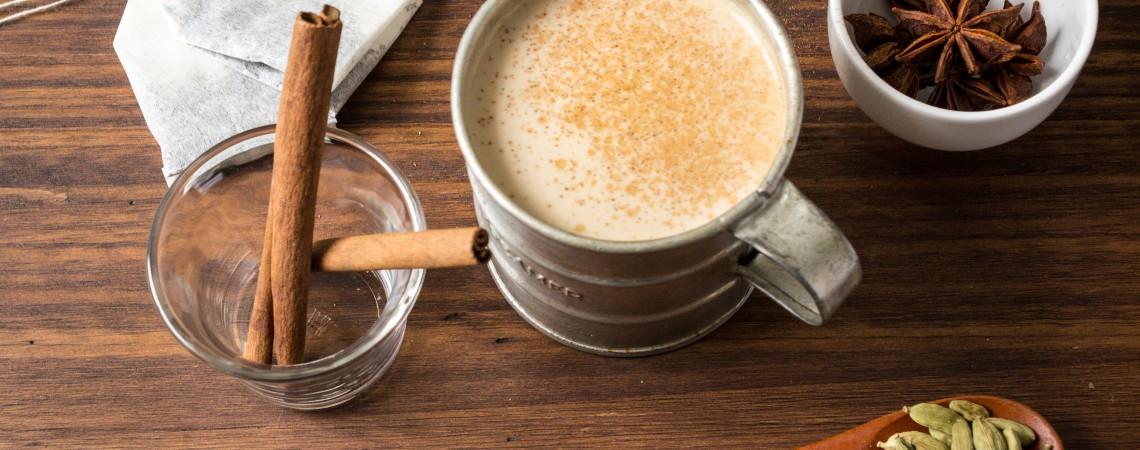 Easy Chai Latte