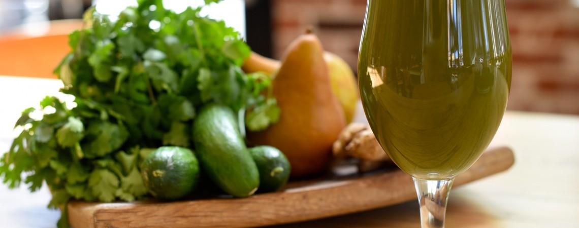 Perk-Me-Up Green Juice