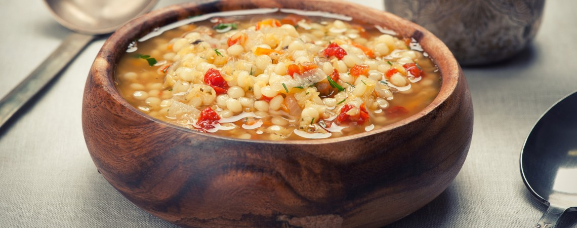 Vegan Winter Minestrone