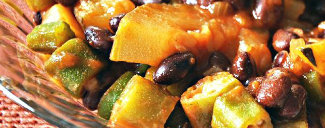 Spicy Veggie Blend