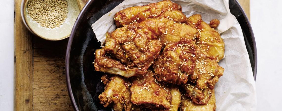 Japanese Fried Chicken (a.k.a. Tori No Karaage)