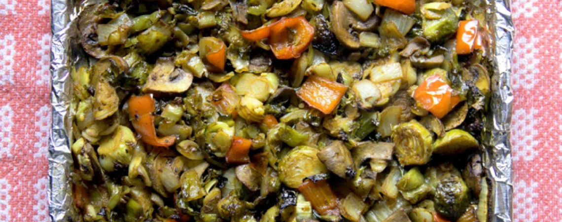 The Ultimate Roasted Vegetables