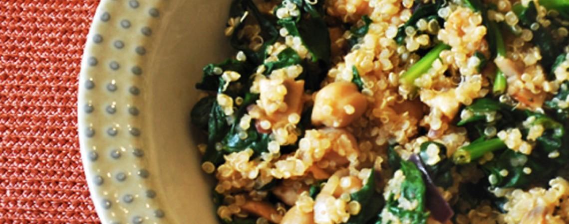 Veggie-Packed Quinoa
