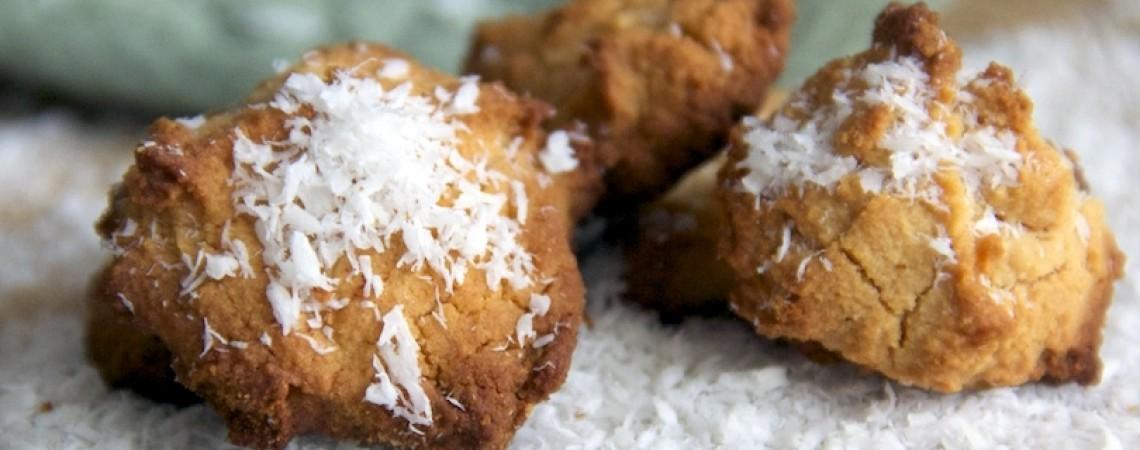 Mini Coconut Flour Bites