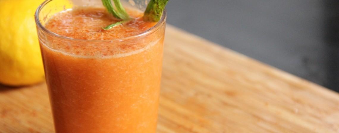 Carrot Pumpkin Juice